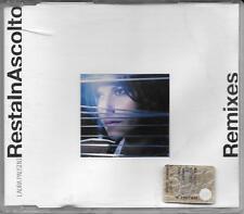 "LAURA PAUSINI - RARO CDs "" RESTA IN ASCOLTO REMIXES """