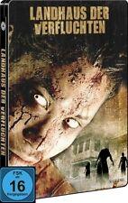 DVD LANDHAUS DER VERFLUCHTEN - STEELBOOK (Metal) - HORROR AUS THAILAND ** NEU **