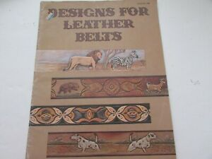 Designs for Leather Belts