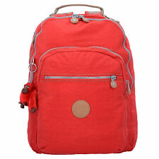 Kipling Clas Seoul True Red C Large Backpack With Laptop Protection