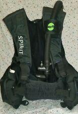 SHERWOOD SPIRIT BCD Large Diving Vest BC Buoyancy Compensator SCUBA Dive