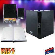 KISS Light-Up Journal Bif Bang Pow 100999