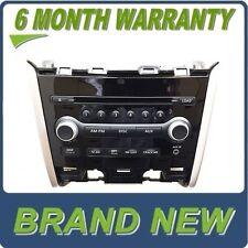 NEW 13 14 NISSAN Pathfinder Radio AUX AM FM 6 Disc Changer CD Player 28185 3KA1A