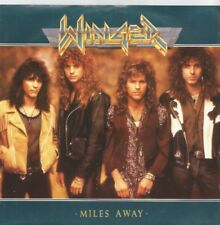Winger - Miles Away / In The Day We'll Never See (Vinyl-Single 1990) !!!