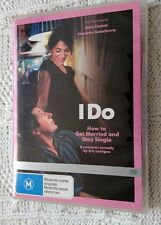 I Do - Or How To Get Married And Stay Single (DVD) R-4, LIKE NEW, FREE POSTAGE