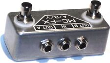 MC-FX ABY Output Select - Totally Passive - Natural Finish