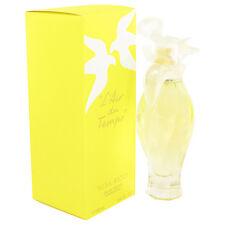 L'air Du Temps Perfume By NINA RICCI 3.3 oz EDT Spray W/Bird Cap 418046
