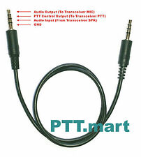 Solidtronic RT-4PS Radio Connection Cable for Any Type of Radio by DIY RoIP