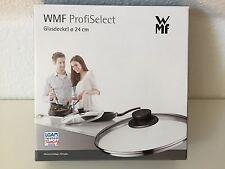WMF profiselect tapa de cristal Ø 24cm-nuevo!!! 05 5015 6380