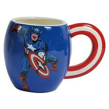 Marvel Captain America Ceramic Coffee Mug