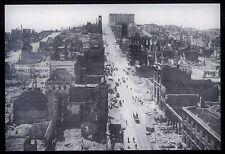 1906 San Francisco Earthquake California St. Hill Devastation 1980 Postcard