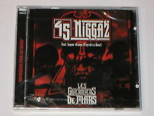 45 NIGGAZ - LES GUERRIERS DE MARS - GLOBE MUSIC - CD 1999