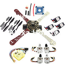F450 Quadcopter Frame Kit & CC3D EVO 2212 920KV Motor For DJI Simonk 30A ESC