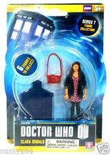 "Doctor Who Wave Series 7 Clara Oswald Red Dress Variant 3 3/4"" Action Figure!"