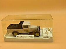 Solido Charbonnier Alazard Liqueur De Marc #4408 Age d'or 1:43 Scale *Rare*