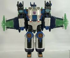 Transformers Energon Megatron Figure Leader Class Rare 2004 Decepticon Large