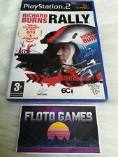 Jeu Richard Burns Rally pour Sony Playstation 2 PS2 en Boite - Floto Games