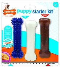 Puppy Starter Kit 983912eu Brown and White by Nylabone