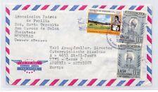 CA8 1978 HONDURAS *Choluteca* Commercial Airmail Cover MISSIONARY VEHICLES MIVA