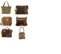 Beautiful Wool Tweed Design Handbags for Horse Racing etc. Top UK Brand. New.
