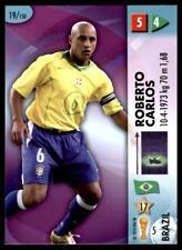 Panini GOAAAL! World Cup 2006 - Brazil Robert Carlos No.19