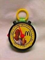 Vtg 1991 McDonald's Happy Meal MICHAEL JORDAN -- FITNESS FUN Toy Stop Watch nba