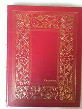 Cezanne Easton Press Leather Collectors Edition 1989 FINE