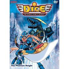*NEW* D.I.C.E. vol 4: The Phantom Knight - DVD