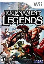 Tournament of Legends  (Wii, 2010)