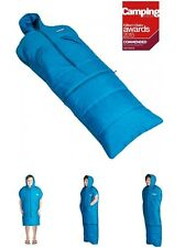 Vango Starwalker Junior - The Sleeping bag you can wear