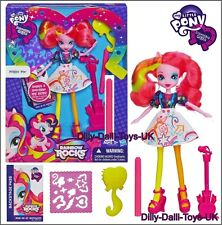 My Little Pony Equestria Girls Rainbow Rocks Applejack Dolls 30cm Stamp Ages 5