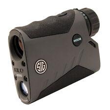 Sig Sauer Optics Kilo2000 Range Finder 7x25mm Monocular Graphite SOK16701