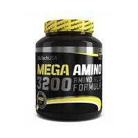 BioTech USA Mega Amino 500 Stück für Diät und Muskelaufbau + BONUS