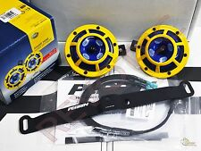 Perrin Bracket & Hella Supertone Horn & Wiring Harness For 15-17 WRX/ STi