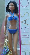 BARBIE BASICS Modell NR.05 5 Collection 2011 Bademoden 003 3 Basic W3332 NRFB