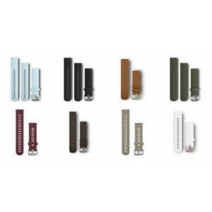 Quick Release Bands (20mm) Vivoactive 3, Vivomove HR, Forerunner 645
