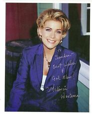 McKenzie Westmore autograph signed photo Face Off host and Passions soap opera