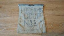 Old bank bag for money USSR.