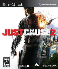 PS3 JUST CAUSE 2 PAL FORMAT EXCELLENT CONDITION
