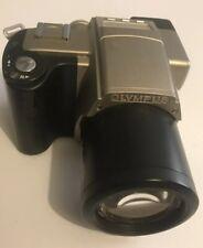 Olympus CAMEDIA C-2500L 2.5MP Digital SLR Camera With 2 Lenses