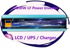 40000W/10000W LF Pure Sine Wave 48VDC/240VAC 50Hz Power Inverter LCD/UPS/Charger