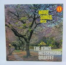 Vintage- RARE  The Kings Messengers Quartet - More songs  Vinyl Record