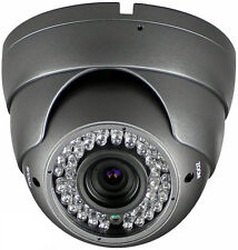 "960 TVL 1/3"" Sony Sensor 2.8-12mm Mega Pixel Lens 42 Smart IR LED 120 ft. IP66"