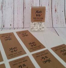 Personalised Tic Tac Labels x 12