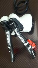 SRAM Force Carbon (10 speed) Shifters Brake Levers (PAIR) Double Tap (NEW) White