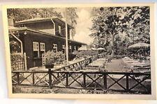 18532 AK Lauban Wald Gaststätte Hohwald Kurt Müller 1927 Schlesien