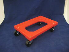 Red 600x400mm Wheeled Dolly/Skate - Heavy Duty!