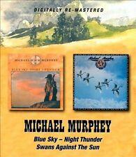 Blue Sky: Night Thunder/Swans Against the Sun by Michael Martin Murphey (CD,...