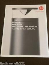 AJ SPECIFICATION - HARRIETSHAM SCHOOL - NOV 2005