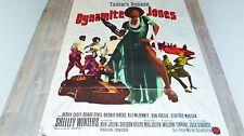 blaxploitation DYNAMITE JONES ! tamara dobson affiche cinema 1976 corvette